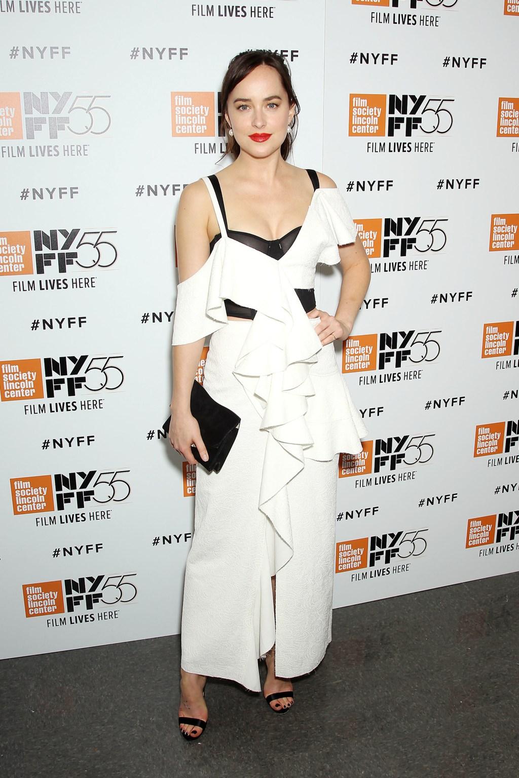 Dakota Johnson, New York Film Festival