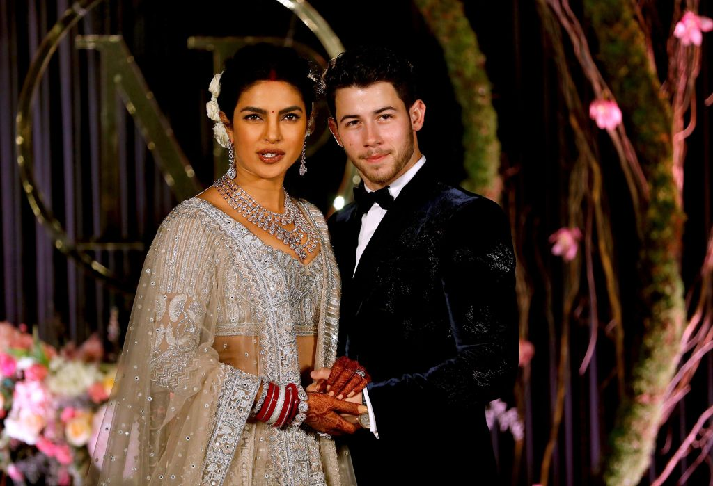 Priyanka Chopra, Nick Jonas wedding reception