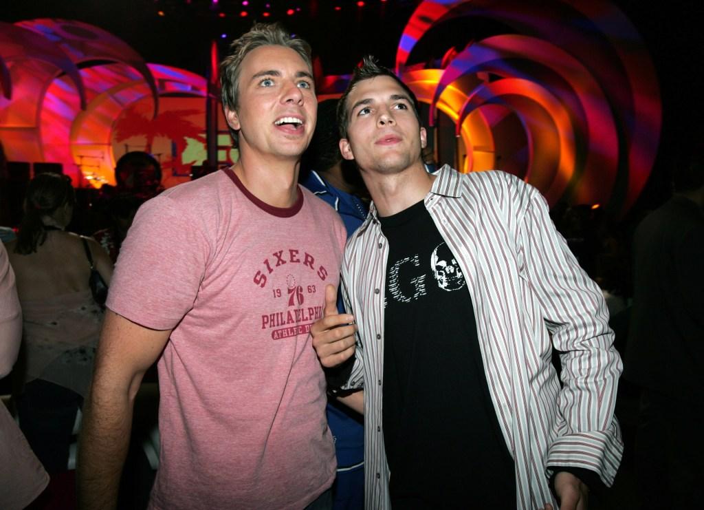 Dax Shepard and Ashton Kutcher