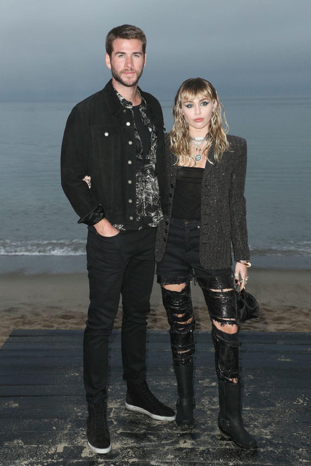 Miley Cyrus, husband Liam Hemsworth