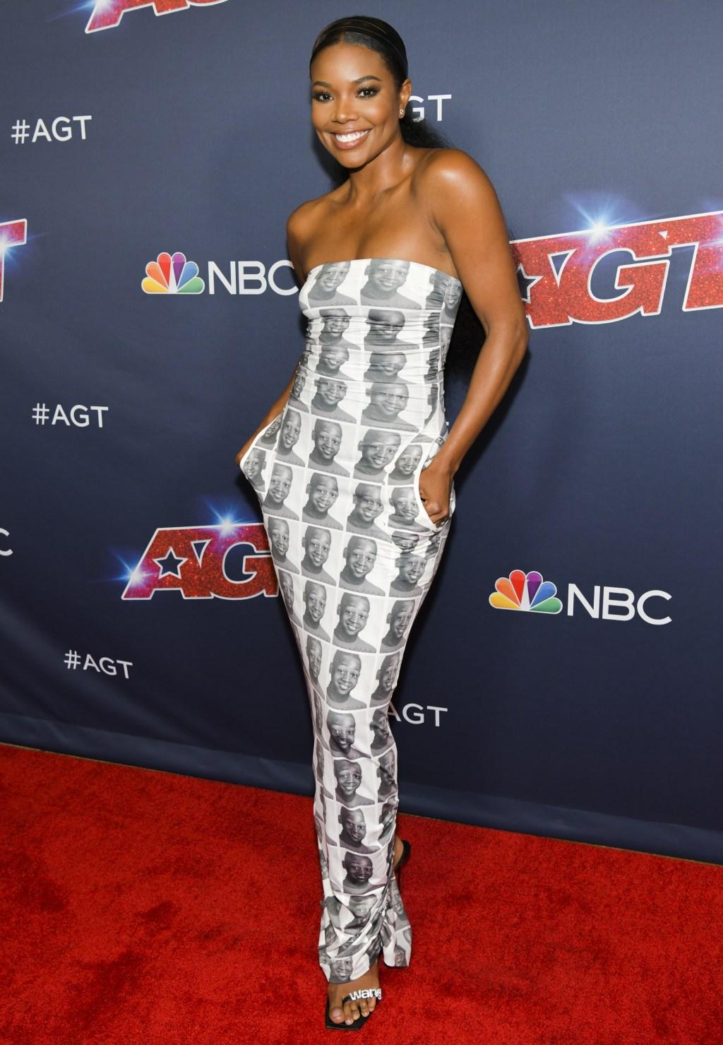 Gabrielle Union, America's Got Talent