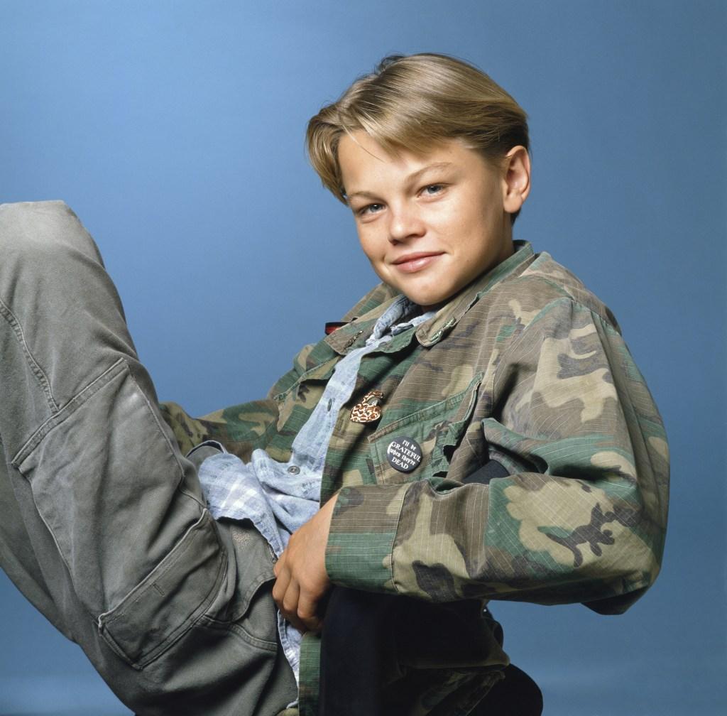 Leonardo DiCaprio, 1990