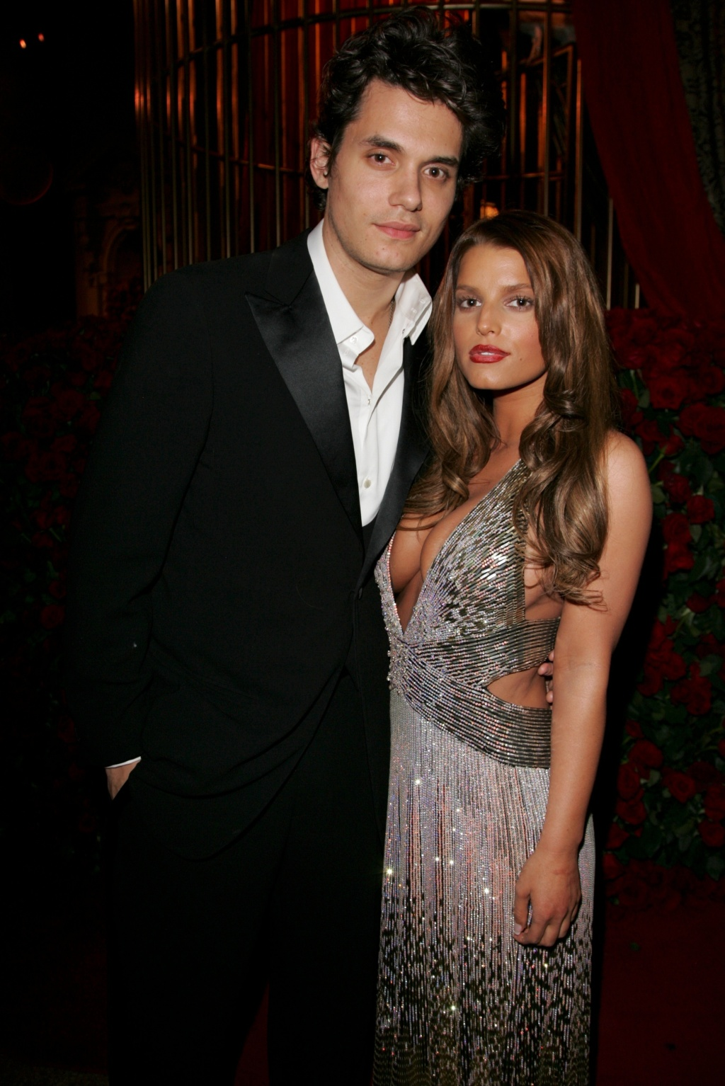 Jessica Simpson, ex boyfriend John Mayer, Met Gala