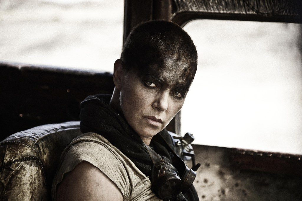 Mad Max Fury Road, Charlize Theron, Imperator Furiosa