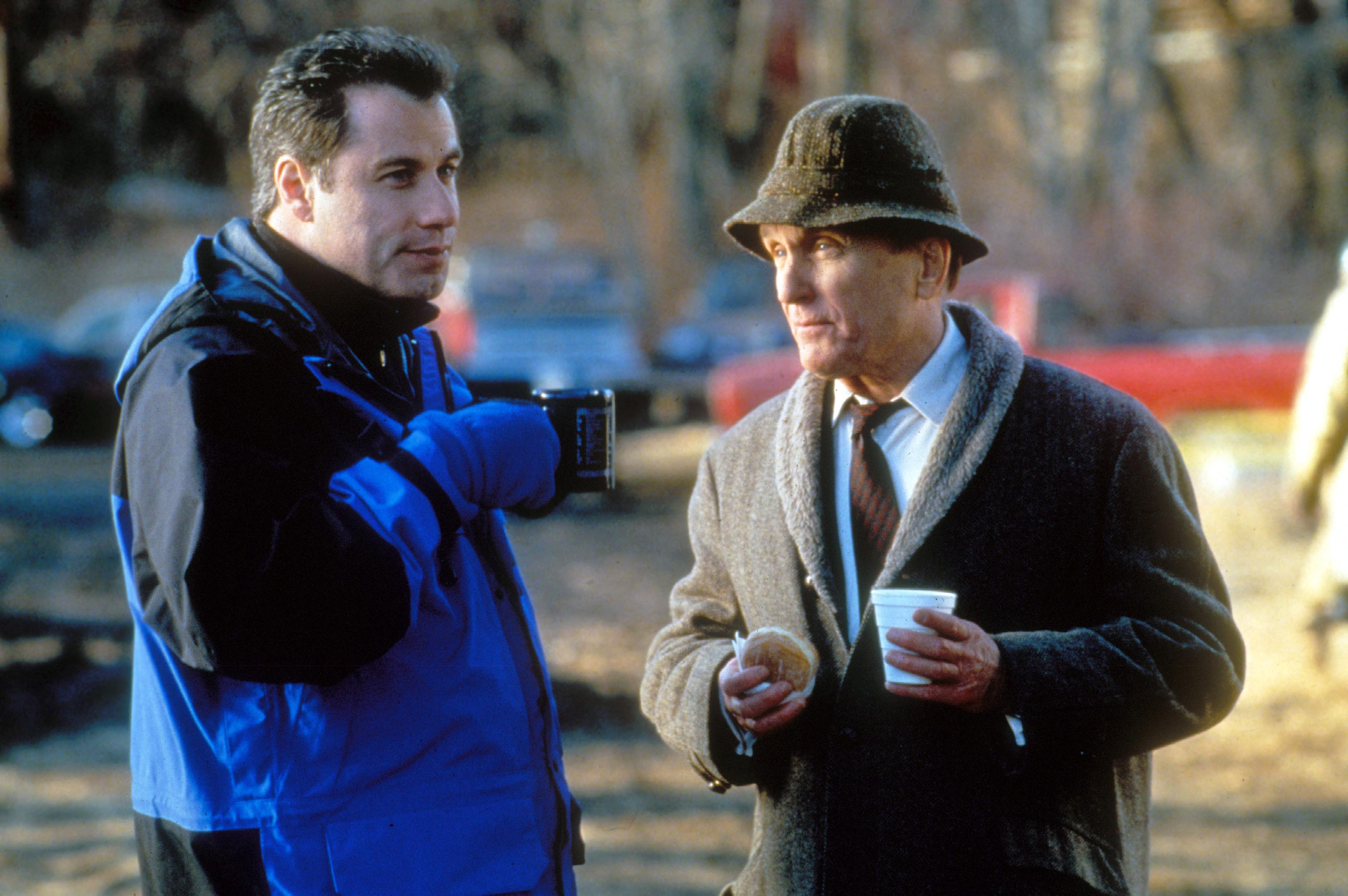 John Travolta, Robert Duvall