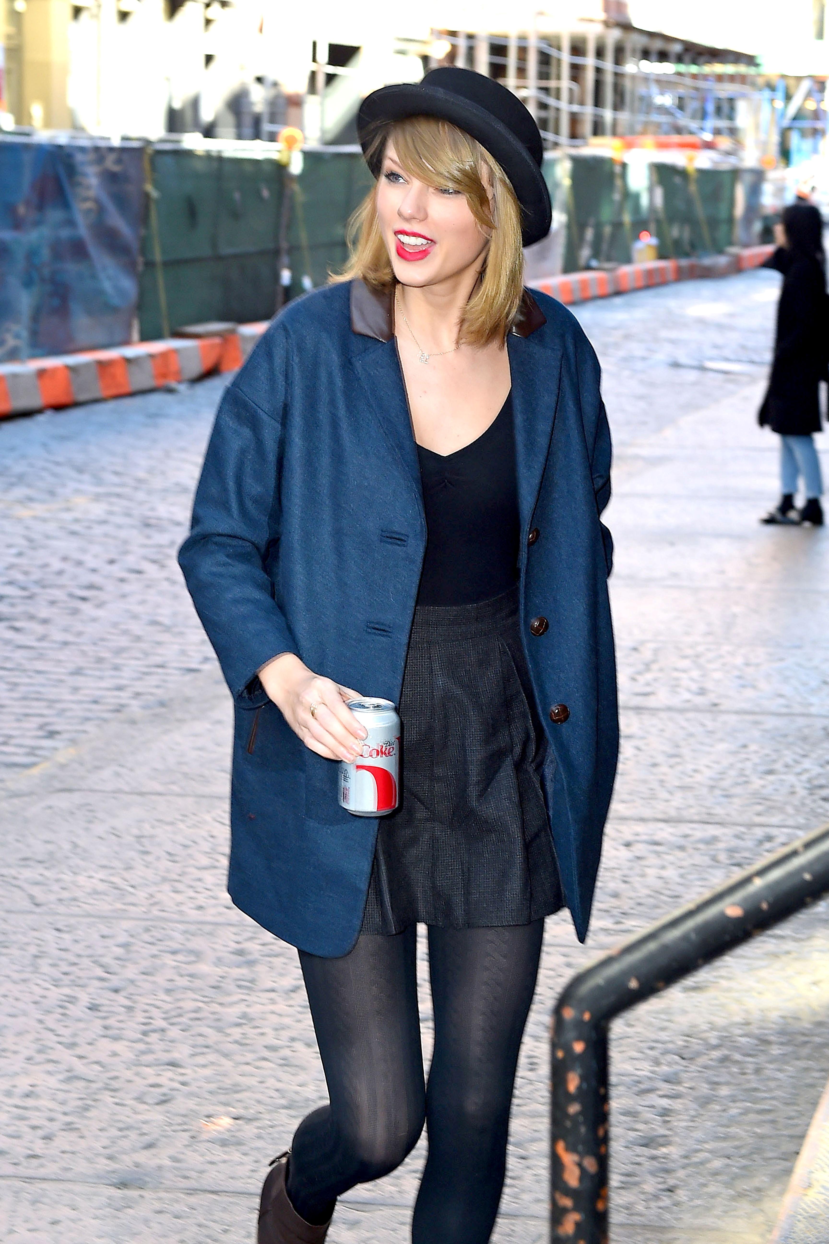 Taylor Swift, Diet Coke