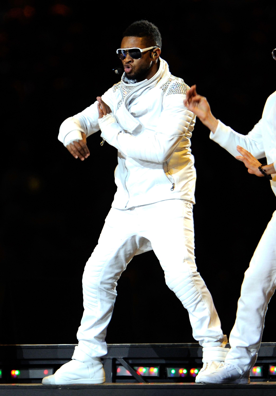 Usher, Super Bowl halftime show