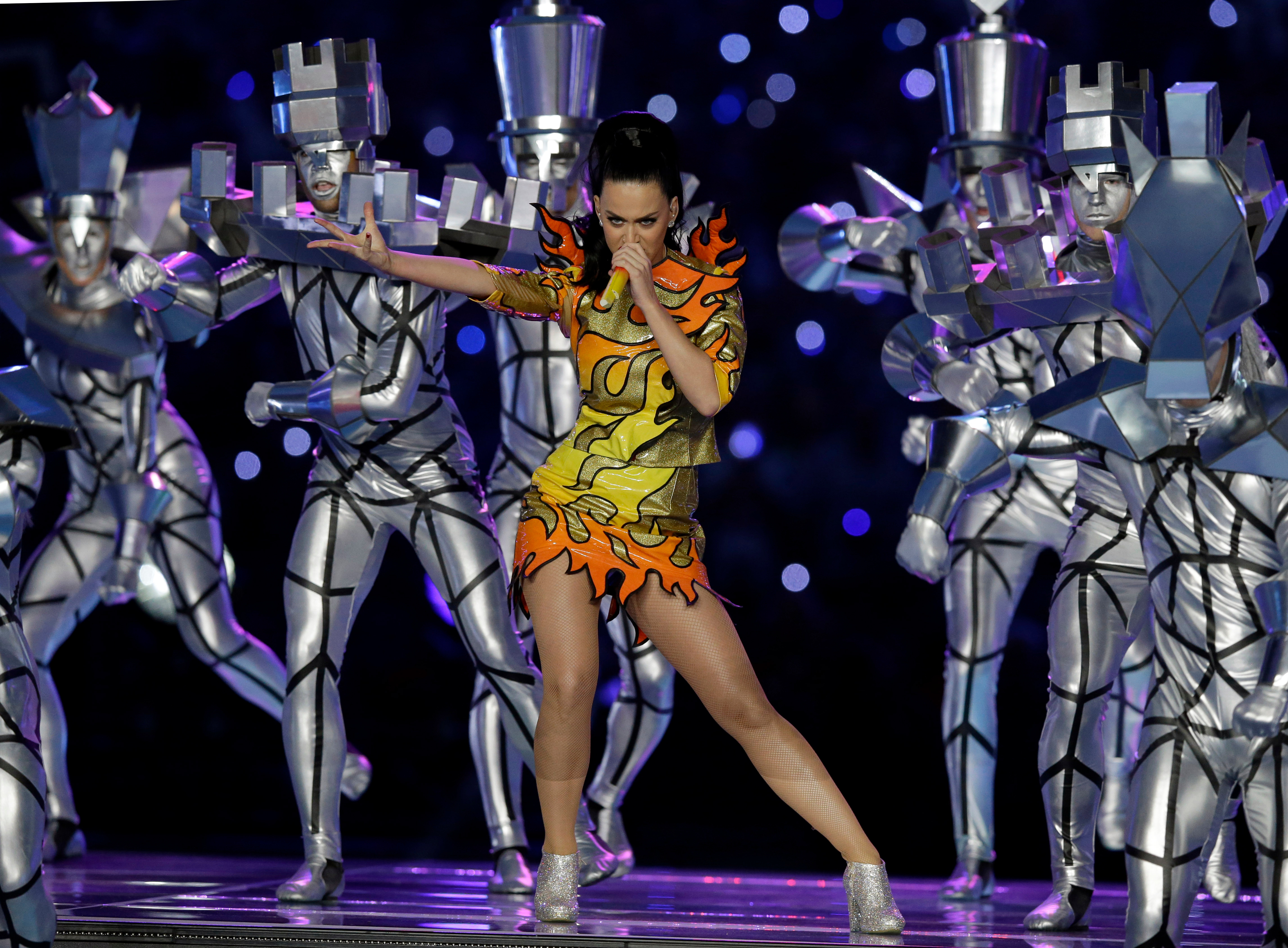 Katy Perry, Super Bowl halftime show