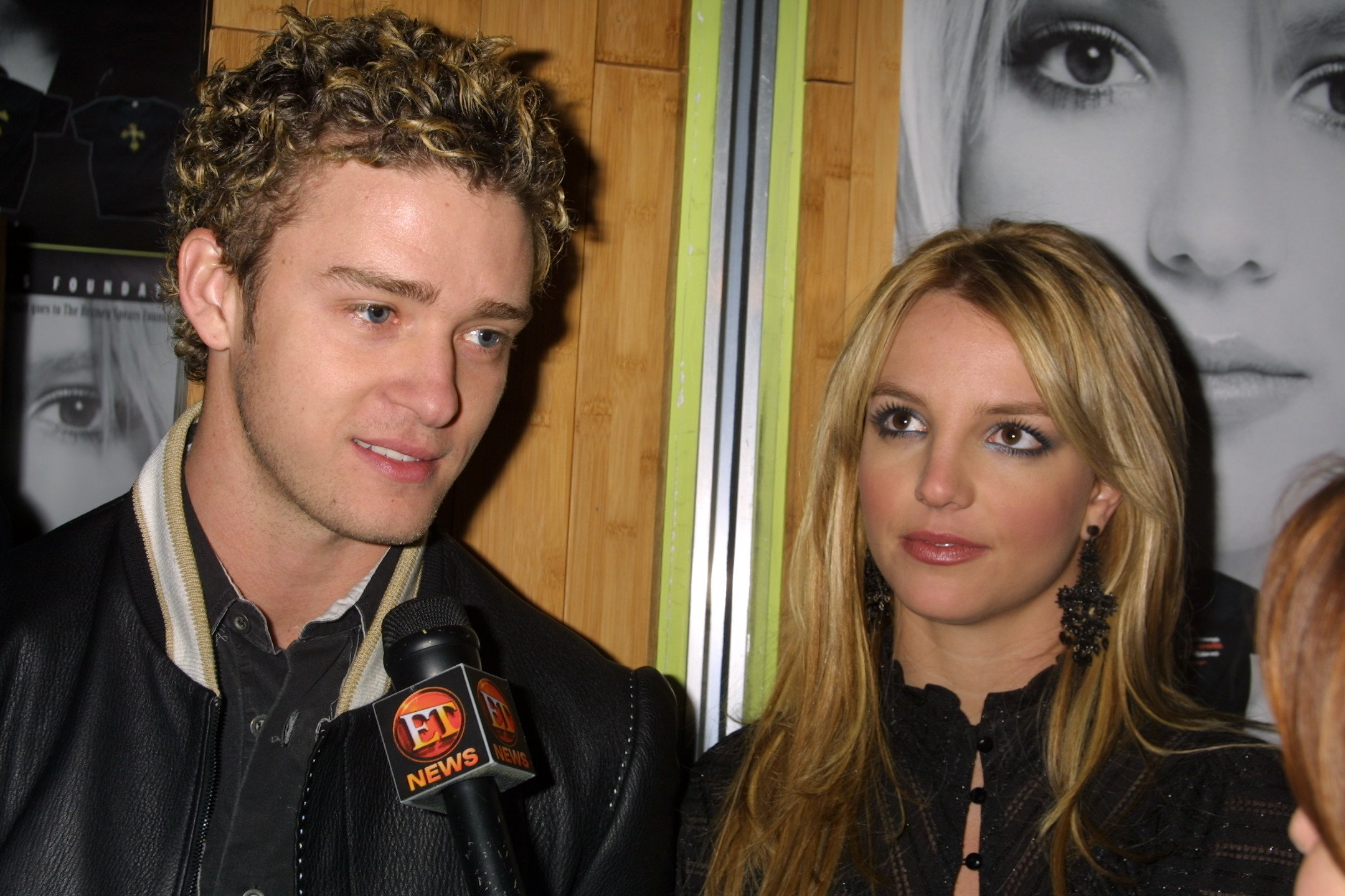Justin Timberlake and Britney Spears
